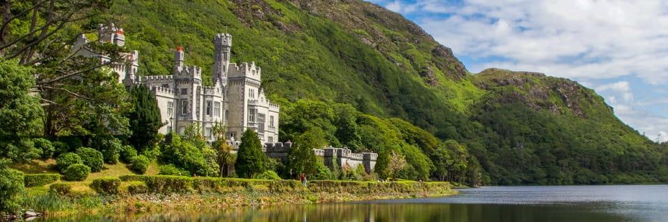 Irlanda, región de Connemara